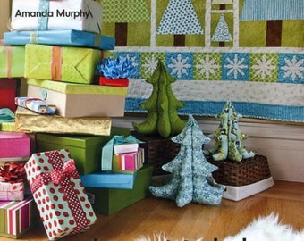 Modern Holiday: Deck the Halls with 18 Sewing Projects