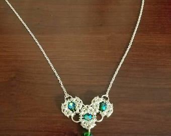 Romanov Pendant Necklace