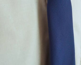 Solid Electric Blue Neck Tie