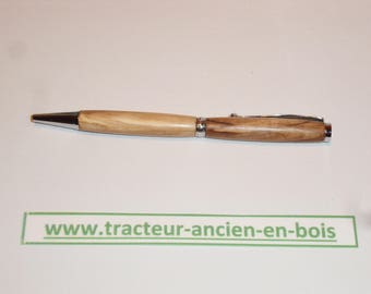 PEN in spalted Apple wood