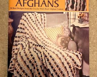 Mile-a-Minute Afghans - Contest Favorites - Crochet (Leisure Arts)