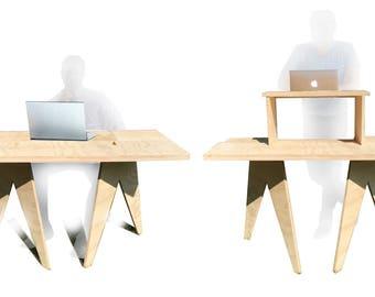 Sitting / Standing Desk