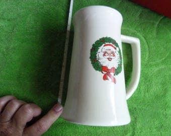 Santa Claus, Indiana Mug/Stein.. . Vintage.... Free Shipping!