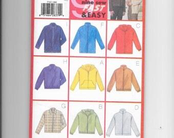 Butterick 5765 - Women's Jackets