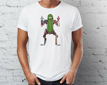 Pickle Rick Tee