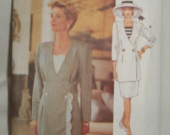 Vogue Pattern 8590 Size 8-10-12
