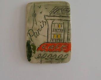 Magnet souvenir Paris