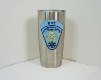 CT Emergency Medical Services Custom Printed Mug