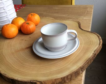 Cup and saucer-Goebel Lorraine