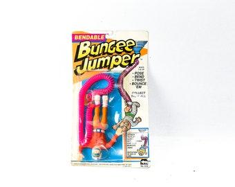 Bendable Bungee Jumper Vintage Toy