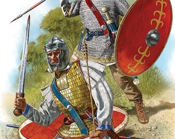 Roman Legionary 3rd Century