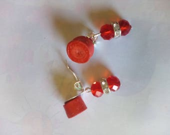 Earrings with Clips