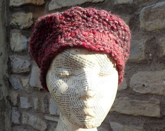 Knitted Hat Beret