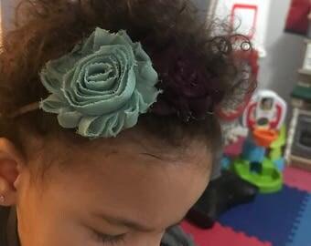 Nylon headbands