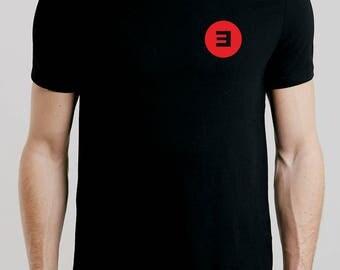 T-SHIRT EMINEM REVIVAL pocket / tshirt rap / tee music / tshirts rapper / tees hip-hop / tshirt walk on water / gift / fans