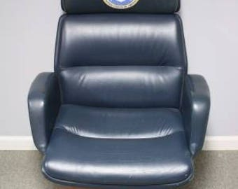 Original United States Department of the Air Force Command Center Chair