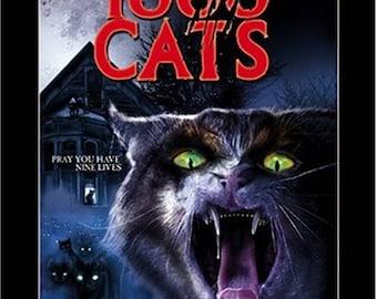 Night of A 1000 Cats (1972)  La noche de los mil gatos (87min)