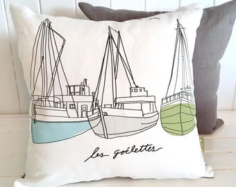Schooners / cushion