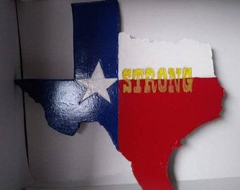 Texas Strong Plague