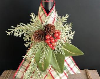 Baby Pine Wine Wrap