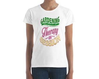 Gardening Women's short sleeve t-shirt - gardening shirt - gardening gift - garden shirt - gardening - gardening shirts - gardening t-shirt