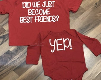 Did We Just Become Best Friends? YEP! // Infant // Toddler // Youth