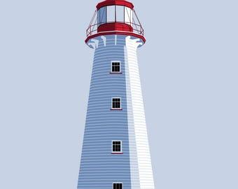 Point Prim Lighthouse PEI