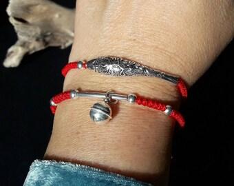 Bracelet with Carp