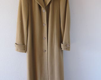 Vintage Tower Hill Collections Women's Wool Coat