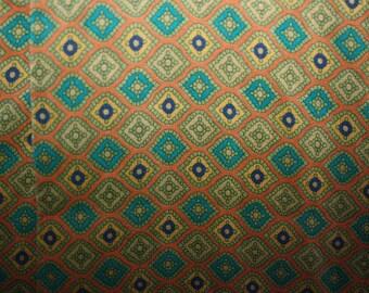 RARE Patterned Vintage Scarf