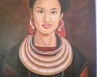 Ancestral Lady