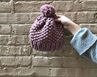 All is Fair in Love and Warmth Hat