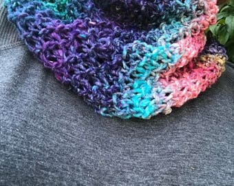 Cowl Infinity Scarf - One-of-a-kind