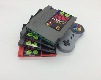 Pi Cart Zero NESPi Raspberry Pi Zero W Retropie 32GB