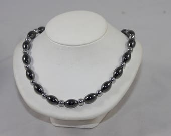 High Quality Therapeutic Magnetic Necklace Magnetite NOT Hematite  Handmade
