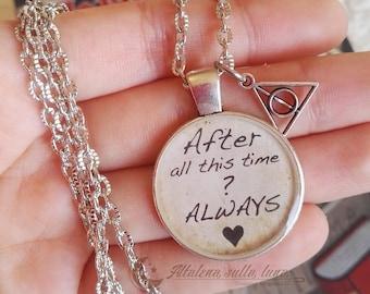 Always-Harry Potter necklace