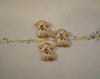 Puppy set of 3