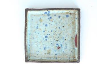 square ceramic plates