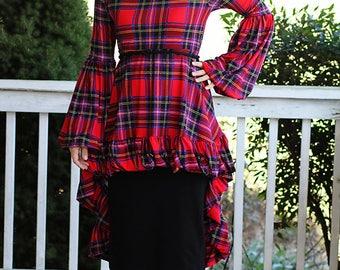 LillyAnnaKids Ladies HOLLY Shirt top LALA