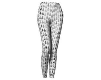 Raindrops Leggings or Capris