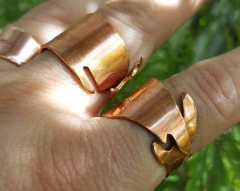 The Ocean calls me, Whale ring, copper whale ring,  Mermaid Jewelry, I whale always love you,  Marine biologist gift