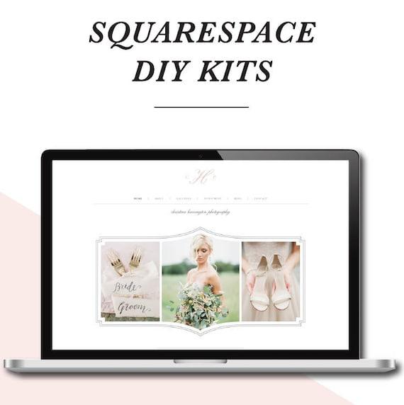 sale squarespace template photography website design. Black Bedroom Furniture Sets. Home Design Ideas