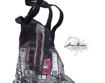 Sculpture Bag Fiber Art CityLine