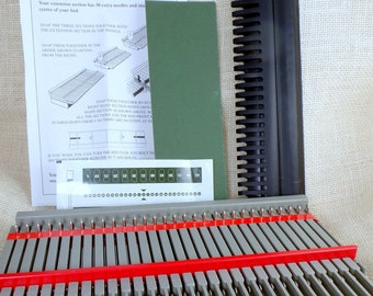 bond elite knitting machine instruction manual