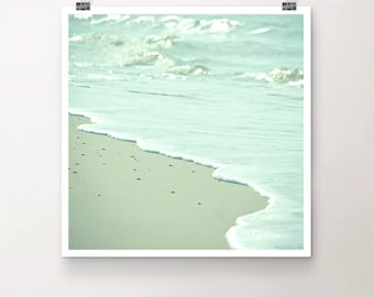 NorthernShore - FineArtPrint Nature Sea Ocean Waves Beach Summer Water Seaside