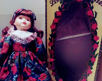 The Limited Collection Porcelain Doll