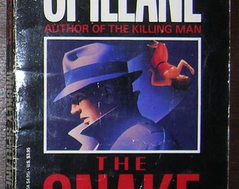 Mickey Spillane presents: The SNAKE - Mike Hammer Detective Series / Noir Fiction