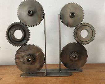 PAIR Motorcycle Gear Bookends