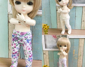 Legging set 3 for Lati Yellow,Puki Fee,Tiny dolls.