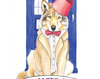 Doctor Who Wolf: The 11th Doctor